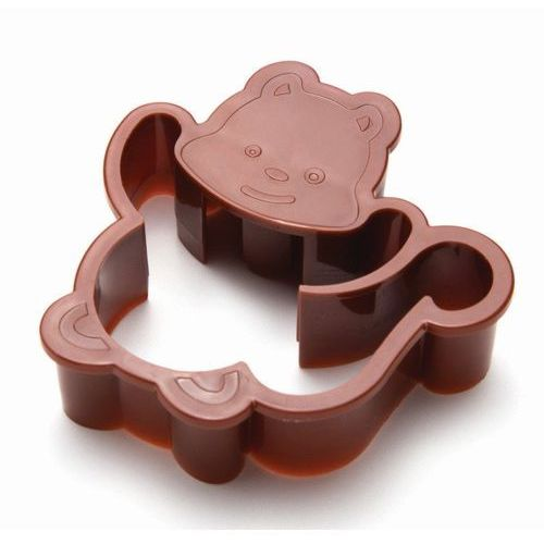 Monkey business - foremka do wykrawania ciastek nutter