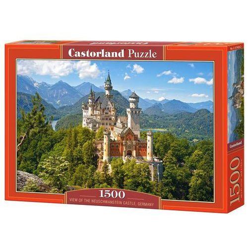 Puzzle1000 neuschwanstein castle, germany marki Castor