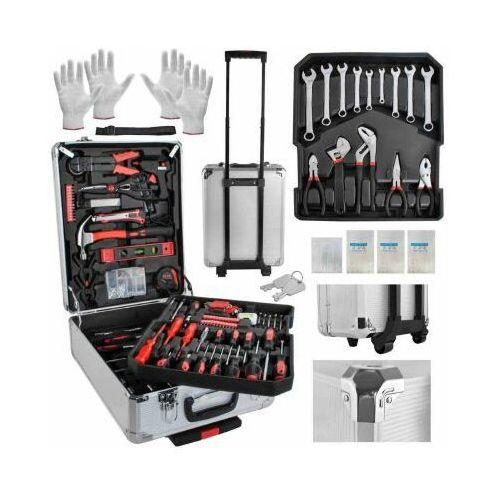 Malatec Zestaw narzędzi walizka narzędziowa klucze 1000 el