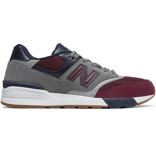 New balance Buty sneakersy ml597bgn
