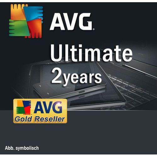 ultimate bez limitu urządzeń / 2 lata marki Avg