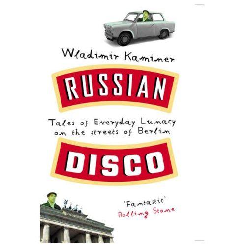 Russian Disco (9780091886691)