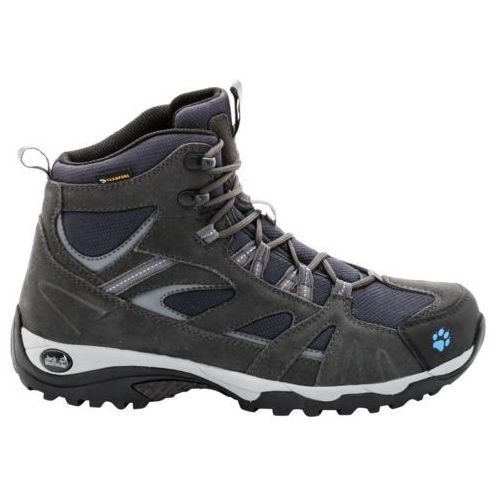 vojo hike texapore buty kobiety szary uk 4 |eu 37 2018 trapery turystyczne marki Jack wolfskin