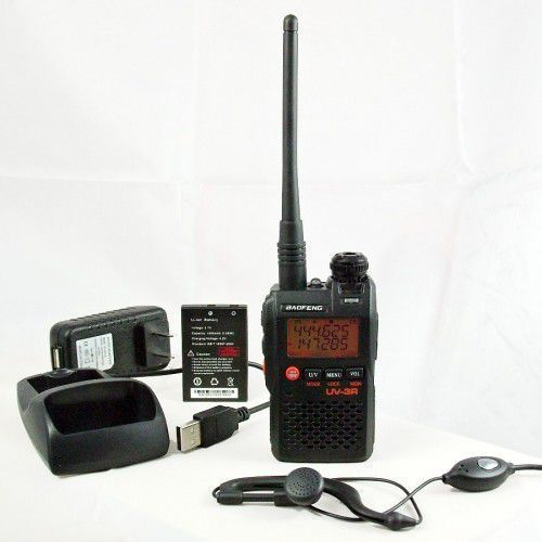 Radiotelefon BAOFENG UV-3R MARK 2