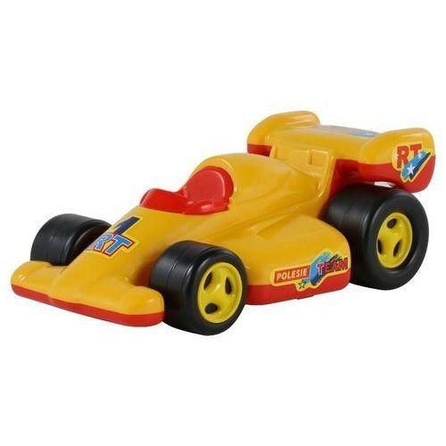 Formuła samochód wyścigowy