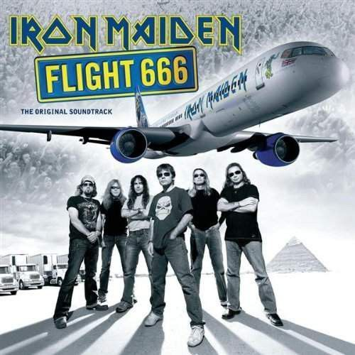 Iron Maiden - Flight 666 (the Film) z kategorii Muzyczne DVD