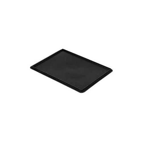 Pokrywa nakładana do pojemnika do ustawiania w stos,opak. 4 szt., dł. x szer. 400 x 300 mm