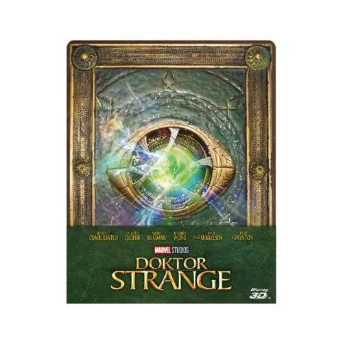 Doktor Strange 3D. Steelbook (2BD) (7321918506129)