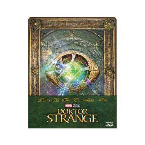 Doktor strange 3d. steelbook (2bd) marki Galapagos - OKAZJE