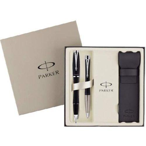 Zestaw PARKER Urban czarny mat CT pióro + długopis, kup u jednego z partnerów