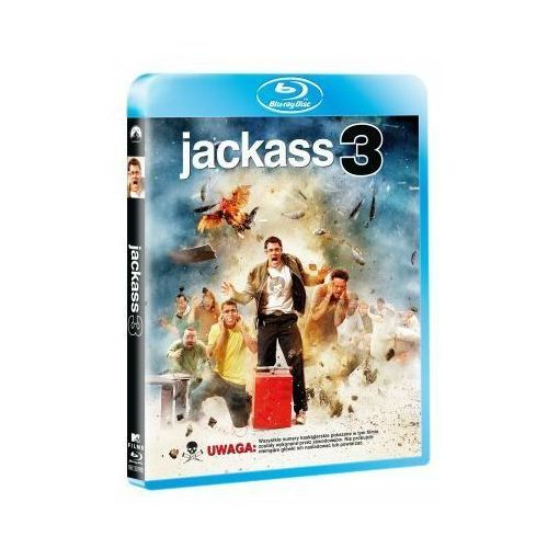 Jackass 3 od producenta Imperial cinepix / paramount pictures