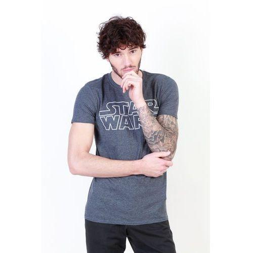 T-shirt koszulka męska STAR WARS - FAMTS497-20, FAMTS497_DARKHEATHER-L