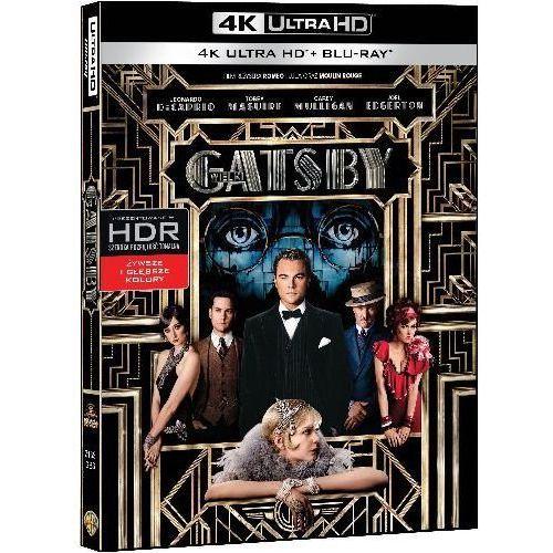 Wielki Gatsby (Blu-Ray) - Baz Luhrmann DARMOWA DOSTAWA KIOSK RUCHU (7321999342999)