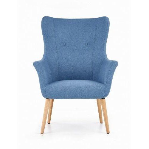 Halmar Fotel tapicerowany cotto niebieski (2010001159308)