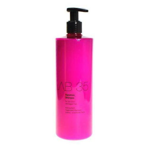 Kallos  lab 35 signature shampoo - wzmacniający szampon do włosów, 500 ml