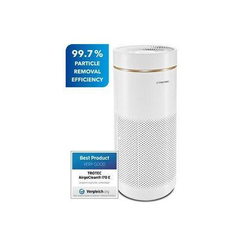 Designerski oczyszczacz powietrza AirgoClean® 170 E z filtrem HEPA