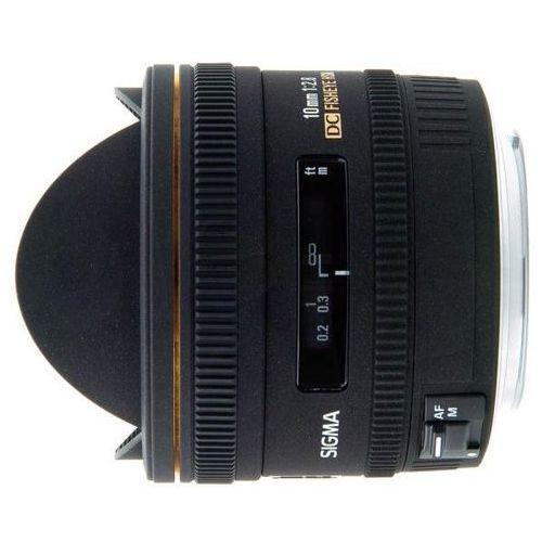 af 10/2,8 ex dc fisheye hsm canon - produkt w magazynie - szybka wysyłka!, marki Sigma