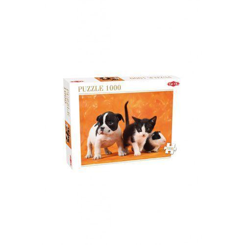 Puzzle 1000 Małe zwierzątka (6416739409139)