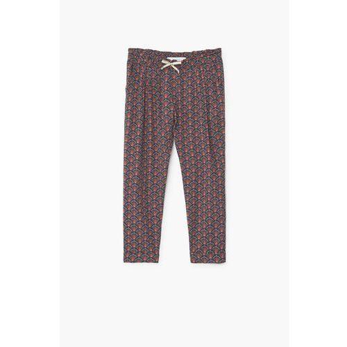 - spodnie dziecięce noemi 104-164 cm marki Mango kids