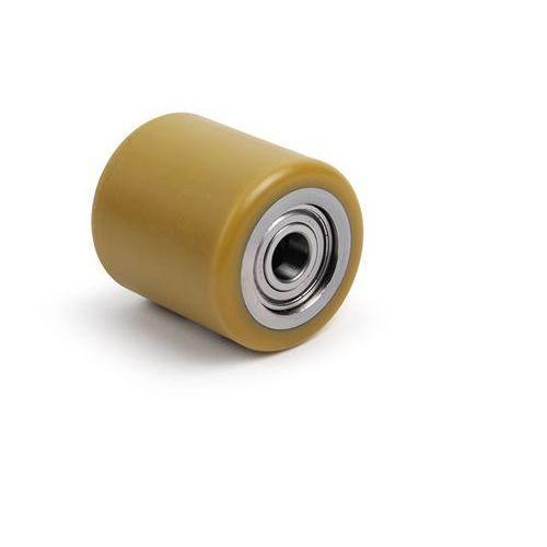 Rolka widłowa, poliuretan, dł. mocowania 82 mm, szer. rolki 89 mm. z poliuretanu marki Wicke