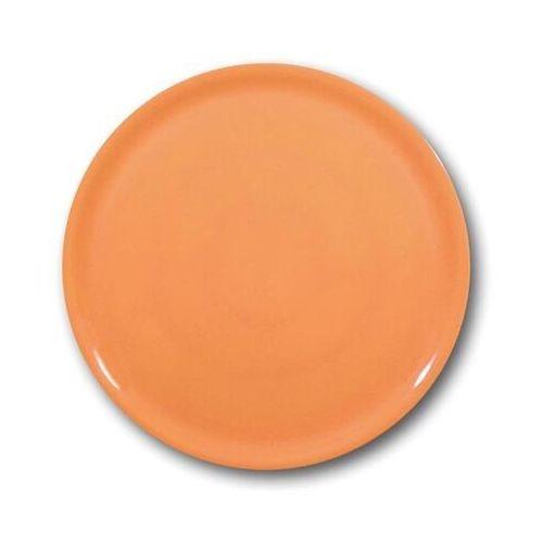 Fine dine Talerz do pizzy speciale pomarańczowy speciale