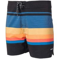 RIP CURL - Retro Sector 16 Boardshort Black (90), kolor czarny