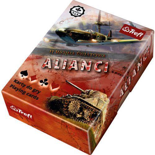 Trefl Karty - ii wojna światowa alianci