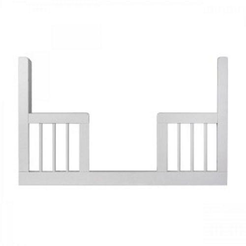 Troll Nursery Toddler Rail wymienny bok SUN kolor biały (4751013125902)