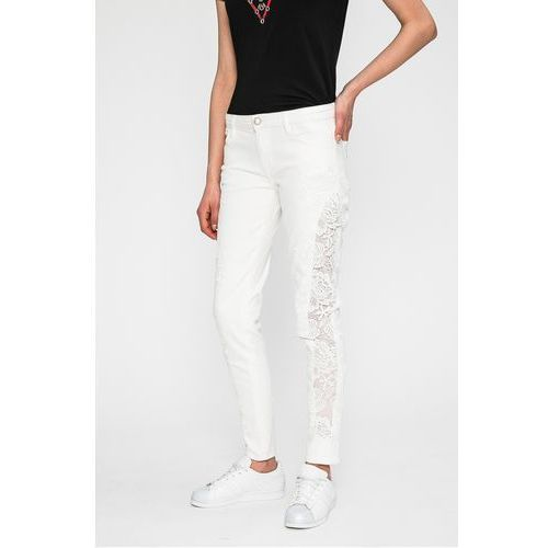 Guess jeans - jeansy sexy curve lace