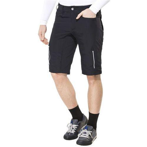 Endura singletrack iii spodnie rowerowe mężczyźni czarny s