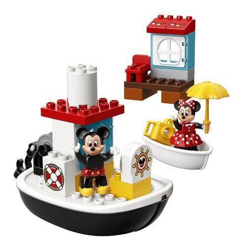 Lego DUPLO Łódka mikiego mickey's boat 10881