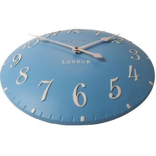 Zegar ścienny london arabic niebieski (3084 bl) marki Nextime