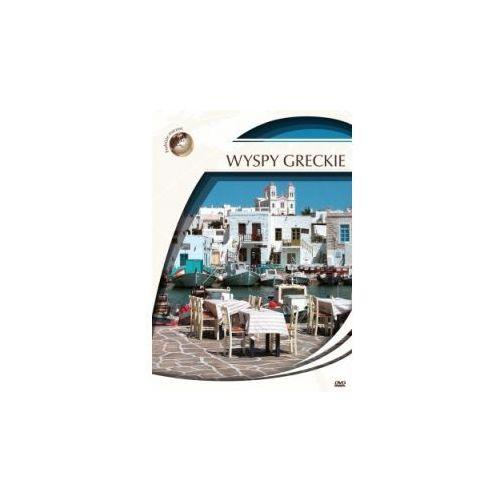 DVD Podróże Marzeń WYSPY GRECKIE - sprawdź w wybranym sklepie