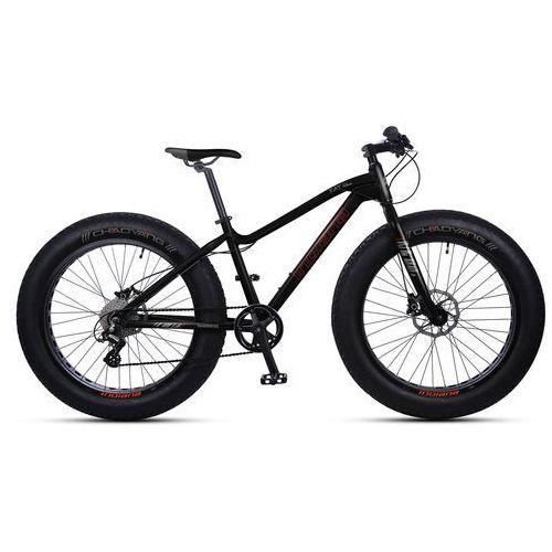 """Rower INDIANA Fat Bike 26"""" 7S 18"""" Czarny (6931922231002)"""