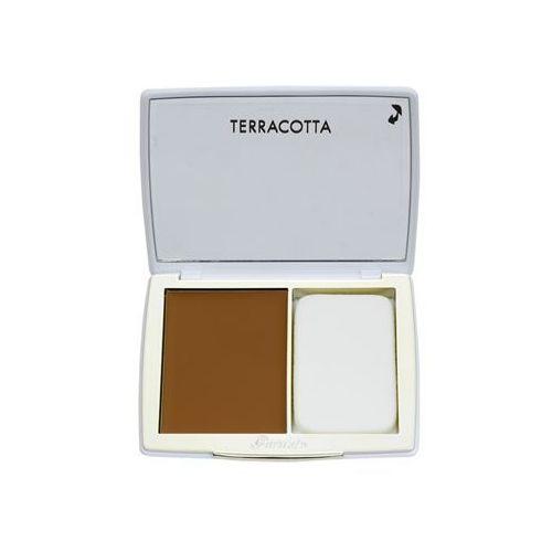 Guerlain Terracotta Sun kompaktowy, kremowy podkład SPF 20 odcień Bronze (Water Resistant) 8 g
