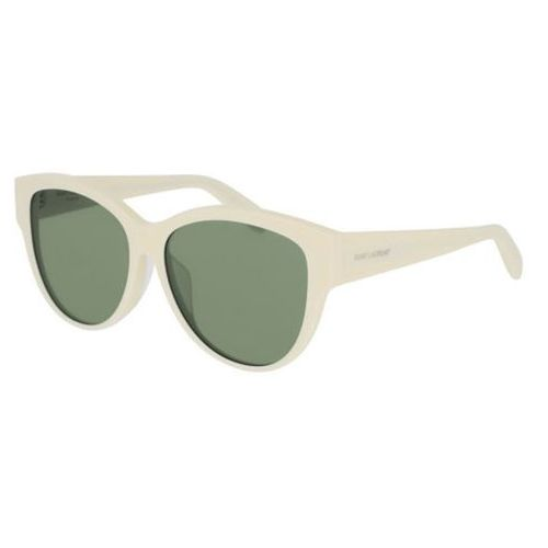 Okulary słoneczne sl 162/f asian fit 003 marki Saint laurent