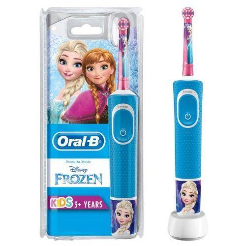 Oral-B szczoteczka elektryczna Vitality Kids Frozen (4210201245193)