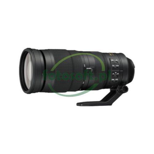 Af-s nikkor 200-500mm f/5.6e ed vr + wysyłka gratis / odbiór warszawa / tel. 500 005 235! marki Nikon