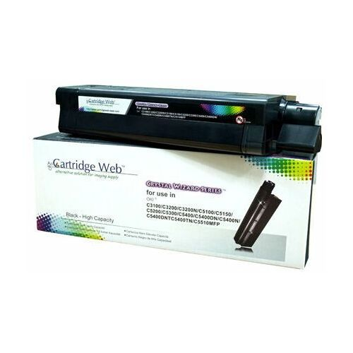 Toner Black OKI C3100/C5100/C5450 zamiennik 42804516/42127408/42127457, 5000 stron