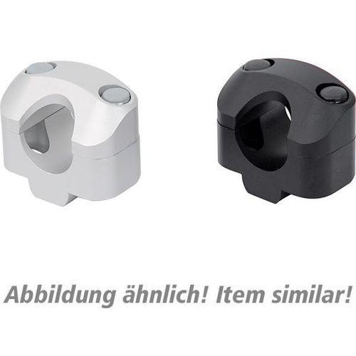 Sw-motech handlebar clamps 22 on 28 mm handlebar silver xt 660 r/x 50180540021