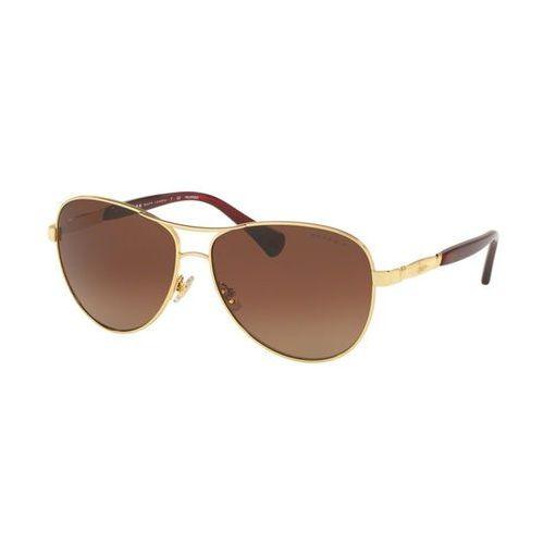 Ralph by ralph lauren Okulary słoneczne ra4117 polarized 3181t5