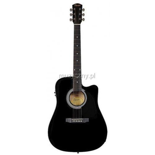 OKAZJA - Fender Squier SA105 CE Sunburst gitara elektroakustyczna