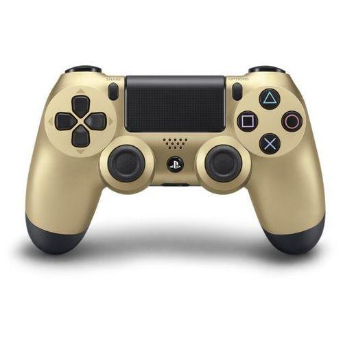 Pad Sony DualShock 4 Złoty (0711719803348)