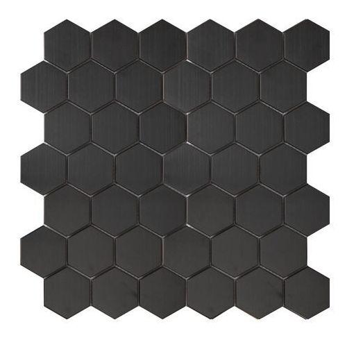 Goodhome Mozaika albena 30 x 30 cm black (5036581068578)