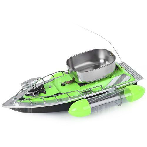 Mini wireless remote control fish finder bait boat, marki Gearbest