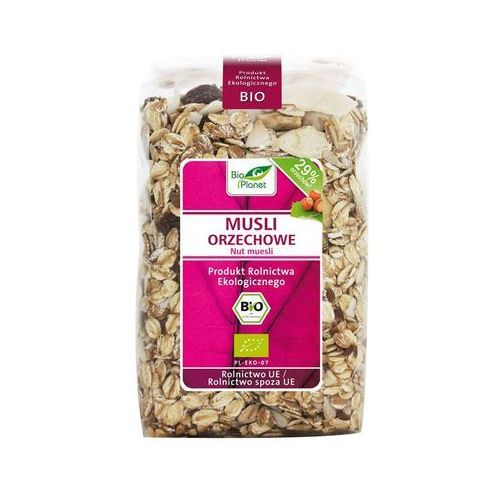 : musli orzechowe bio - 300 g marki Bio planet