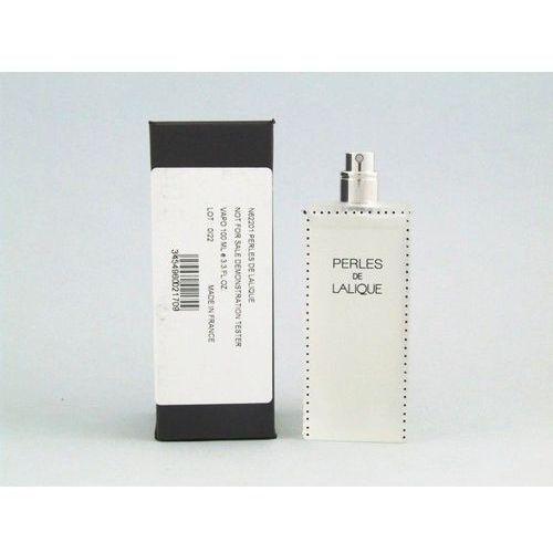 Lalique perles de lalique edp 100 ml tester - lalique perles de lalique edp 100 ml tester