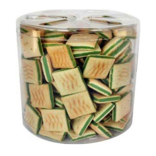 Animale ciastka kwadraciki z zielonym nadzieniem 1,2kg marki Prozoo