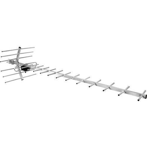 Antena telewizyjna kierunkowa DVB-T UHF 19 - elementowa HN40F, kup u jednego z partnerów