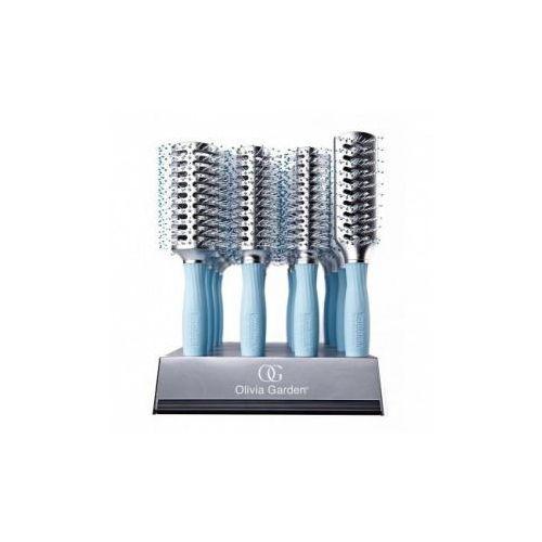 Olivia Garden Kerabrush, zestaw szczotek, 16 szt. z kategorii Akcesoria fryzjerskie